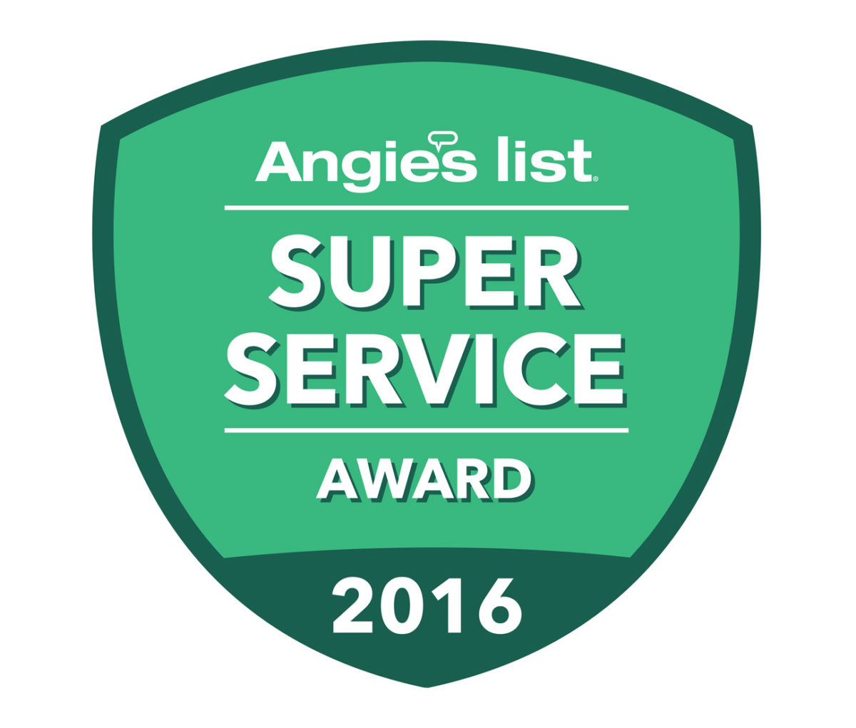 angles list super service award badge