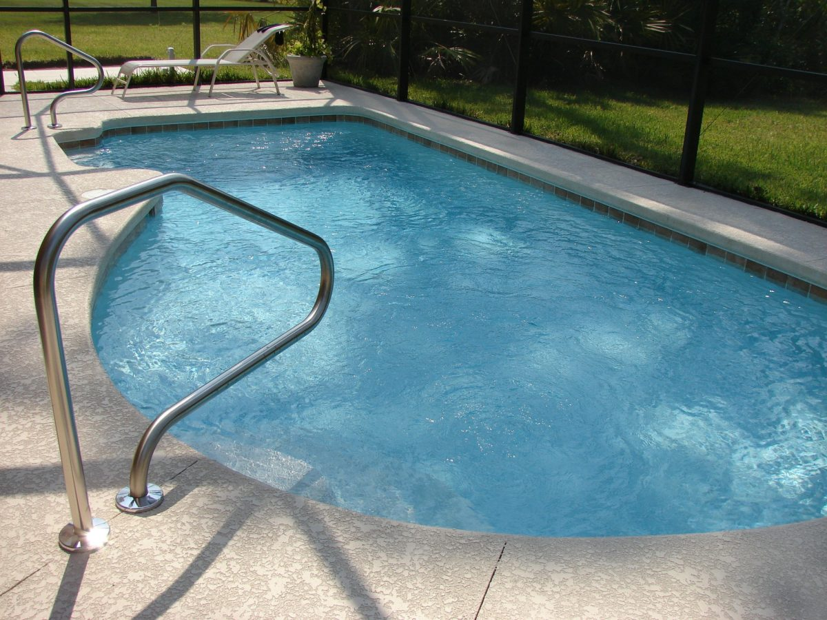knowing how to drain your pool is helpful after a heavy rain